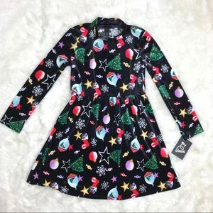 Art Class Christmas Dress Ugly Sweater Special NEW